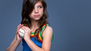 #LikeAGirl ad is running during the Super Bowl